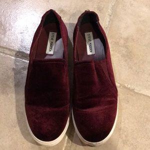 Steve Madden Slip on Sneakers